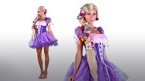 Disney Halloween Costumes Adults Size Womens Disney Rapunzel Costume