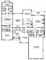 six bedroom house plans fascinating 6 bedroom floor plans for house ideas and additions