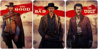The Good The Bad And The Ugly Meme - create meme x p r x p r the good the bad and the ugly iyi