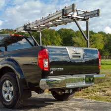 Rack For Nissan Frontier by Apex No Drill Steel Ladder Rack Ndslr Pickup Truck Racks