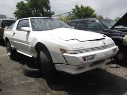 mitsubishi dodge junkyard find 1988 dodge conquest tsi the truth about cars