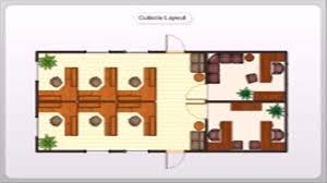 floor plan template office youtube