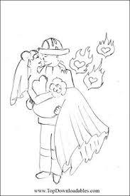 101 big images firefighter wedding