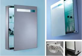 Lighted Medicine Cabinet With Mirror Best Medicine Cabinets With Lights At Affordable Costs Medical