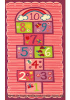 hopscotch kids rug u003cbr u003e kids hx 127 kids rugs kids hx 127