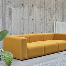 mags modular sofa by hay u2014 haus