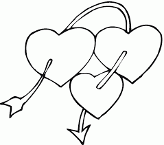 drawings hearts ribbons free download clip art free