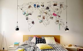 interior design your home 10 original ways of displaying pictures in your home map design
