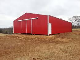 barns designs 40x60x12 post frame building www nationalbarn com barns