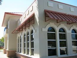 Standing Seam Awnings Standing Seam Mansard Awning Clearwater West Coast Awnings