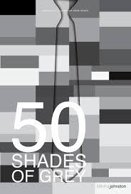50 shades of grey minimalist poster by pmjohnst on deviantart