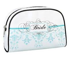 bridal makeup bag totes for bridal party bridal totes flower girl totes just