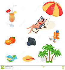 Beach Chair Umbrella Set Beach Chair Umbrella And Sunglasses Royalty Free Stock Images