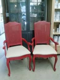 Refinishing Cane Back Chairs Reloved Rubbish Vintage Cane Back Dining Chair Set