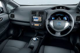 nissan leaf onboard charger nissan unveils 2013 leaf with new electric motor cheaper s grade