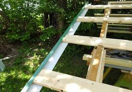 How To Build A Pole Barn Shed Roof by Building A Shed Metal Roofing