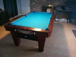Smart Pool Table 7 U0027 Diamond Smart Table For Sale Azbilliards Com