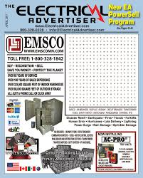 electrical advertiser april 2017 by electrical advertiser issuu