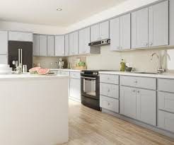 what is the best grey for kitchen cabinets princeton base cabinets in warm grey kitchen the home depot