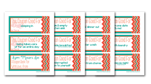 i should be mopping the floor mother u0027s day printable coupon book