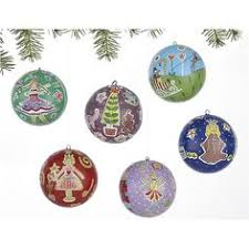 28 set of 12 12 days of ornaments in