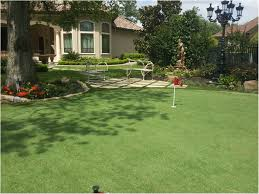 Backyard Putting Green Designs by Backyards Splendid Backyard Putting Green Turf Backyard Design