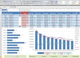 excel dashboard tutorial pdf u2013 pccatlantic spreadsheet templates