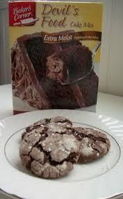 baking with blondie red velvet crinkle cookies desserts