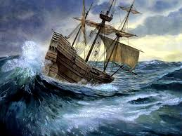 learn about ships and sailing on the mayflower