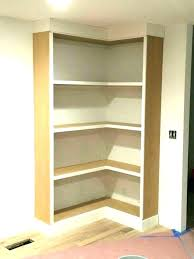 Cherry Corner Bookcase Wood Corner Bookshelf Cherry Wood Corner Wall Shelves Letsreach Co