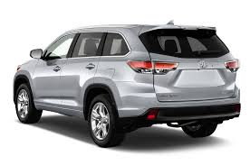toyota sport utility vehicles 2015 toyota highlander hybrid reviews and rating motor trend