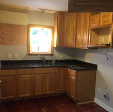kitchen renovations with oak cabinets 21 kitchen makeovers with before and after photos best
