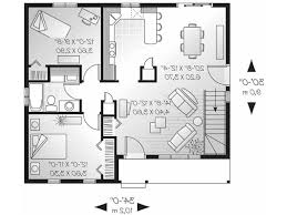 Small Cottages Floor Plans Home Design House Interior Ravishing Modern Bungalow House In