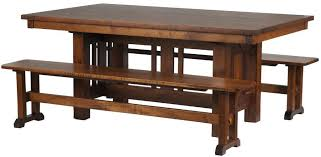 dining table colonial dining table set plains mission trestle