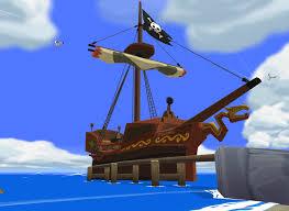 image tetra u0027s pirate ship the wind waker png zeldapedia