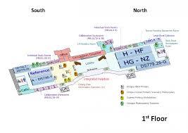 University Floor Plans Library Floor Plans Lingnan University Fong Sum Wood Library