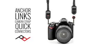 camera strap quick connectors anchor links by peak design youtube
