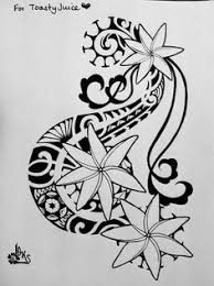 hawaiian tattoos for women google search cráneo pinterest