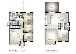 House Plans For Two Families by Upstairs Living House Designs Image Gallery Hcpr