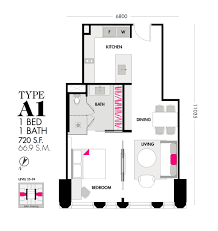 Petronas Towers Floor Plan by The Residences Klcc By Tropicana