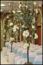 Wedding Trees Beautiful Tree Lined Aisle At Great Fosters Wedding The Fine