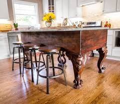 table island kitchen 20 insanely gorgeous upcycled kitchen island ideas