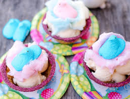 easter marshmallow candy peeps cotton candy easter sundae an alli event