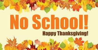 closed for thanksgiving treehouse montessori school
