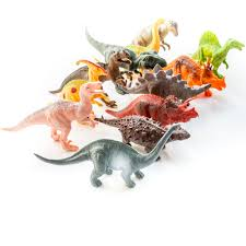 dinosaur toy figures 12 set from kids imaginative are a holiday