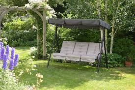 how to repair a canopy swing seat