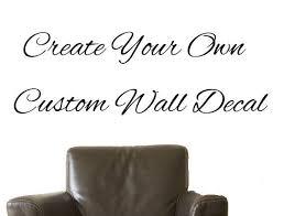 The  Best Custom Wall Decals Ideas On Pinterest Custom Wall - Wall sticker design your own