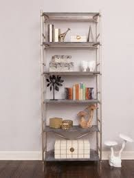 Gold Bookcase Best 50 Silver Bookcases Foter