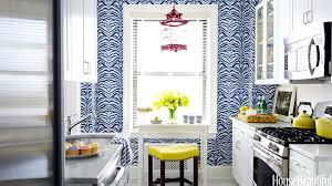 Kitchen Small Design Ideas Rose Cumming Wallpaper Small Kitchen