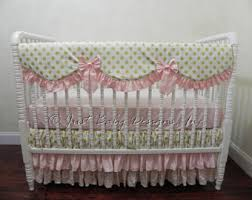 Baby Crib Bed Sets Baby Crib Bedding Etsy